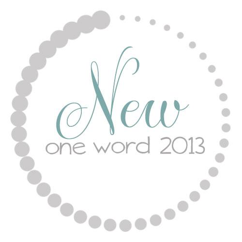 OneWord2013_New