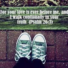 psalm 26-3